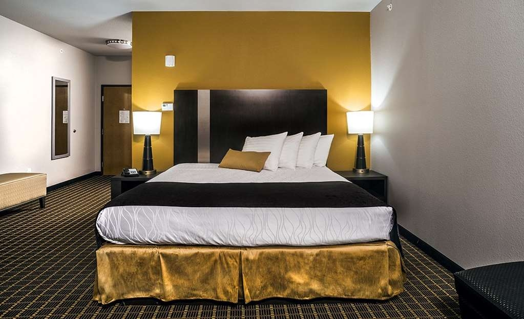 Best Western Plus Lampasas Inn & Suites - Chambres / Logements