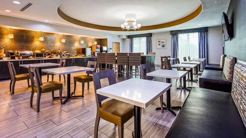 Best Western Plus Lampasas Inn & Suites - Restaurante/Comedor