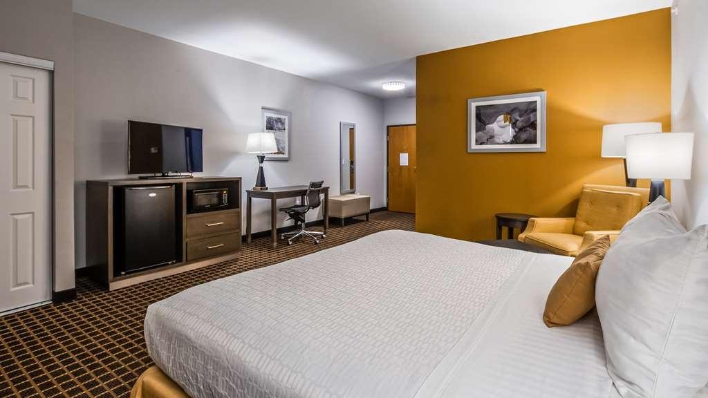 Best Western Plus Lampasas Inn & Suites - Habitaciones/Alojamientos