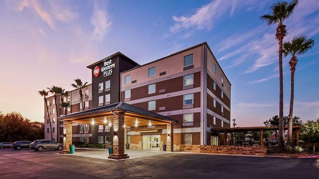Best Western Plus Downtown North - Aussenansicht