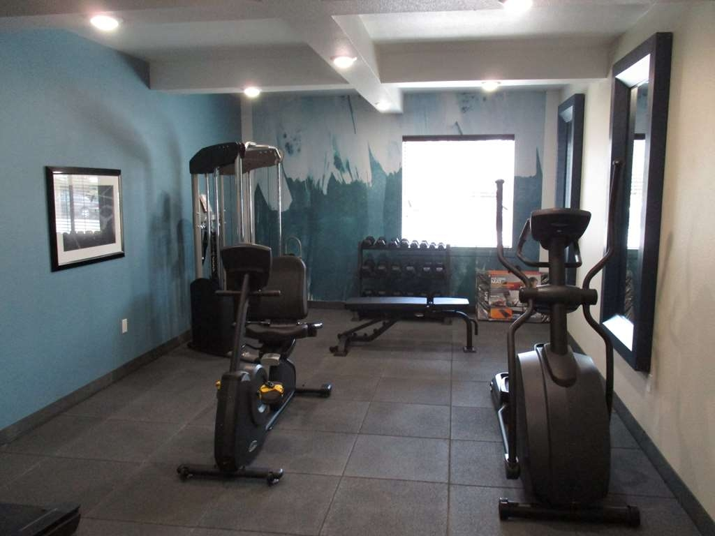 Best Western Plus Downtown North - Exercise Room