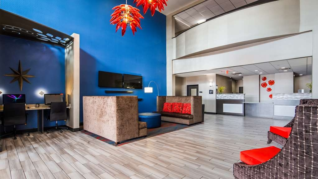 Best Western Plus Tech Medical Center Inn - Hall
