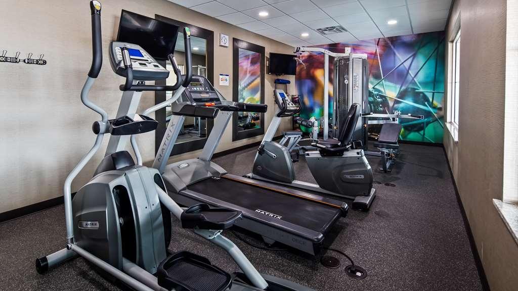 Best Western Plus Tech Medical Center Inn - Centro benessere