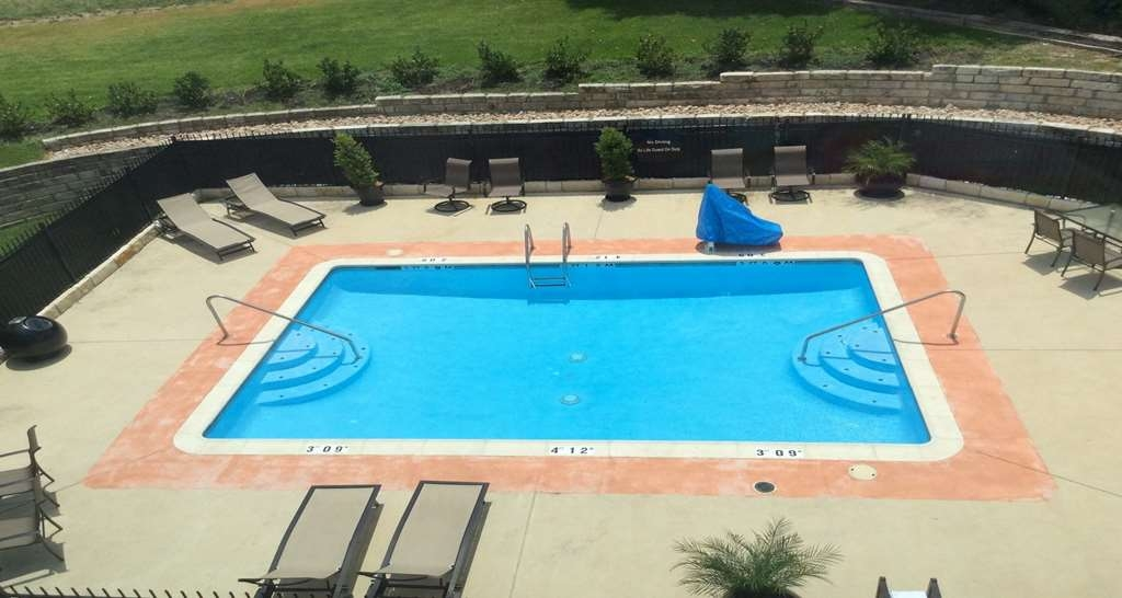 Best Western Harker Heights - Vista de la piscina