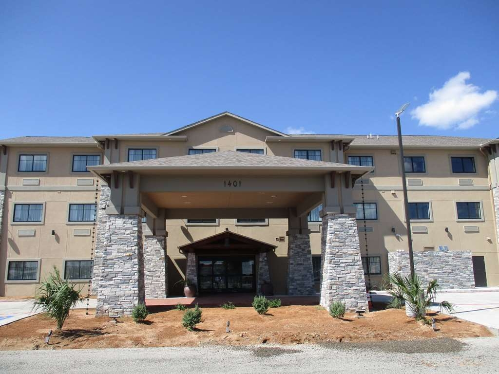 Best Western Plus Big Lake Inn - Facciata dell'albergo