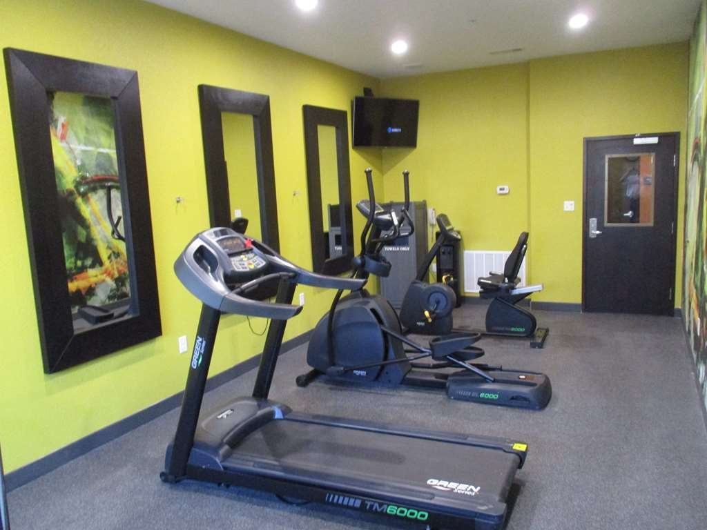 Best Western Plus Big Lake Inn - Sala fitness