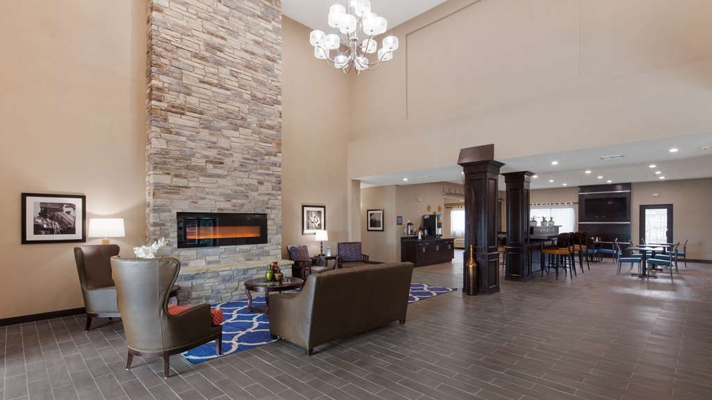 Best Western Plus Big Lake Inn - Hall
