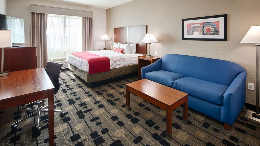 Best Western Plus Big Lake Inn - Suite