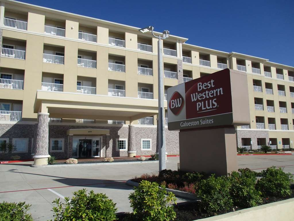 Best Western Plus Galveston Suites - Vista Exterior