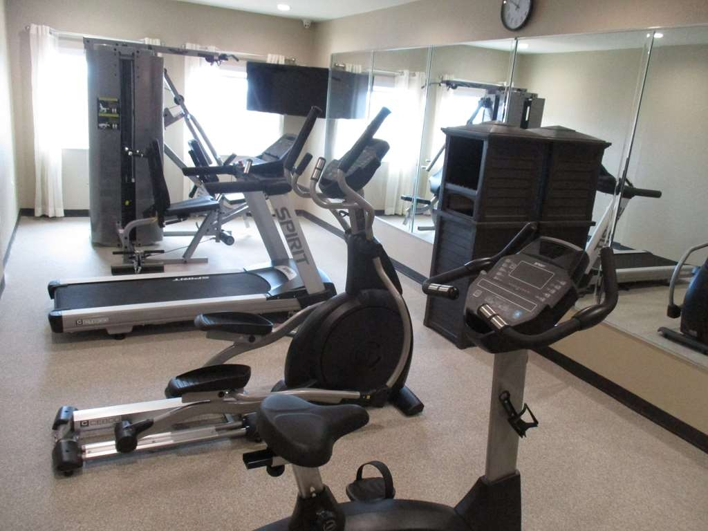 Best Western Plus Galveston Suites - Club de remise en forme