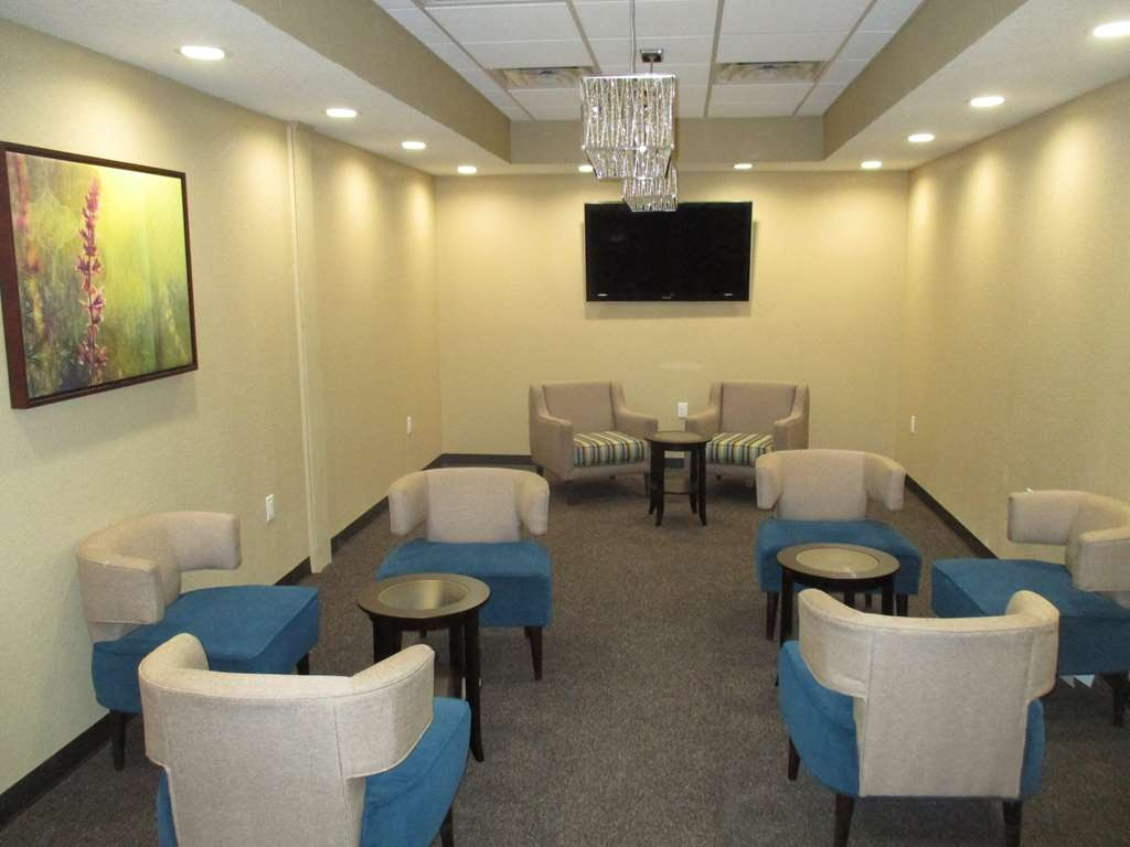 Best Western Plus Galveston Suites - Sala de reuniones