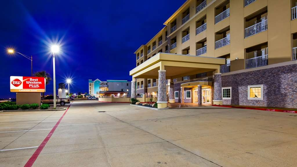 Best Western Plus Galveston Suites - Façade