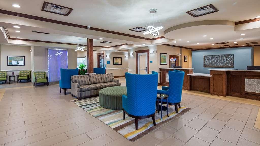 Best Western Plus Galveston Suites - Lobbyansicht
