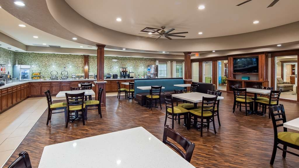 Best Western Plus Galveston Suites - Restaurant / Etablissement gastronomique
