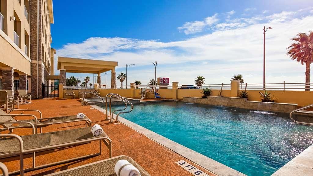 Best Western Plus Galveston Suites - Vue de la piscine