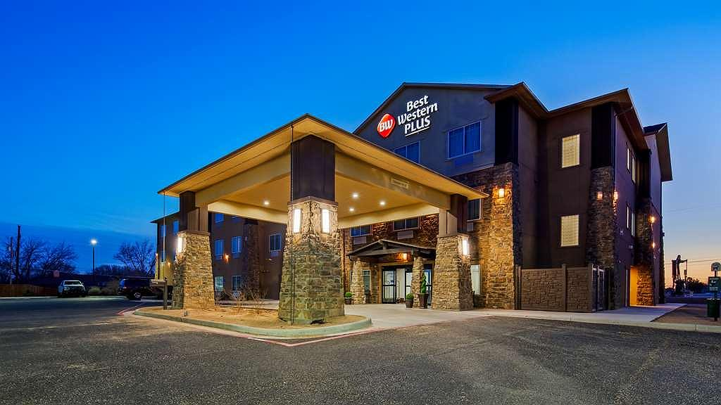 Best Western Plus Denver City Hotel & Suites - Vista exterior