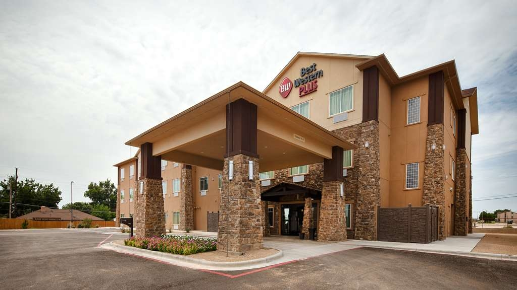 Best Western Plus Denver City Hotel & Suites - Façade