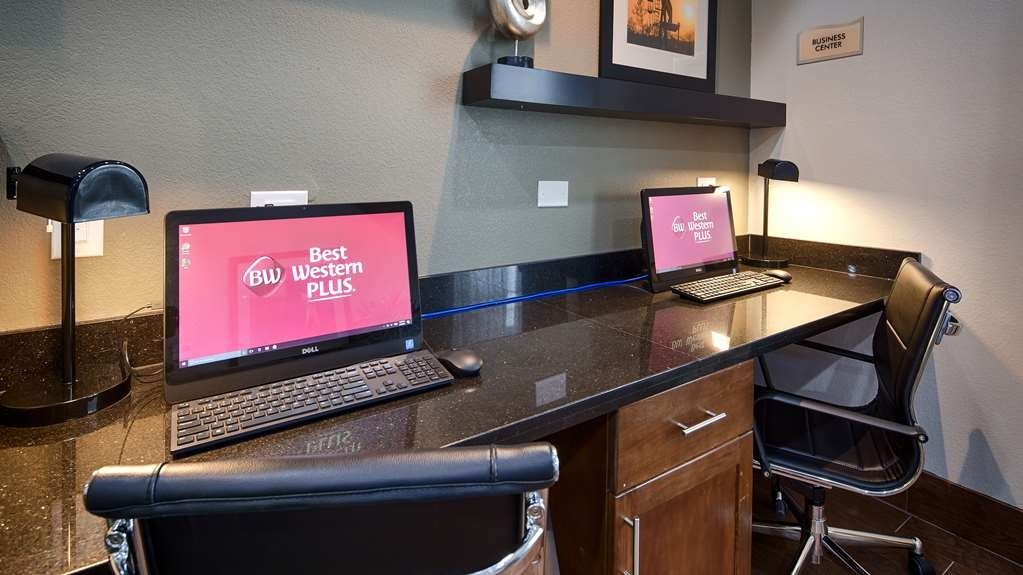 Best Western Plus Denver City Hotel & Suites - centre des affaires