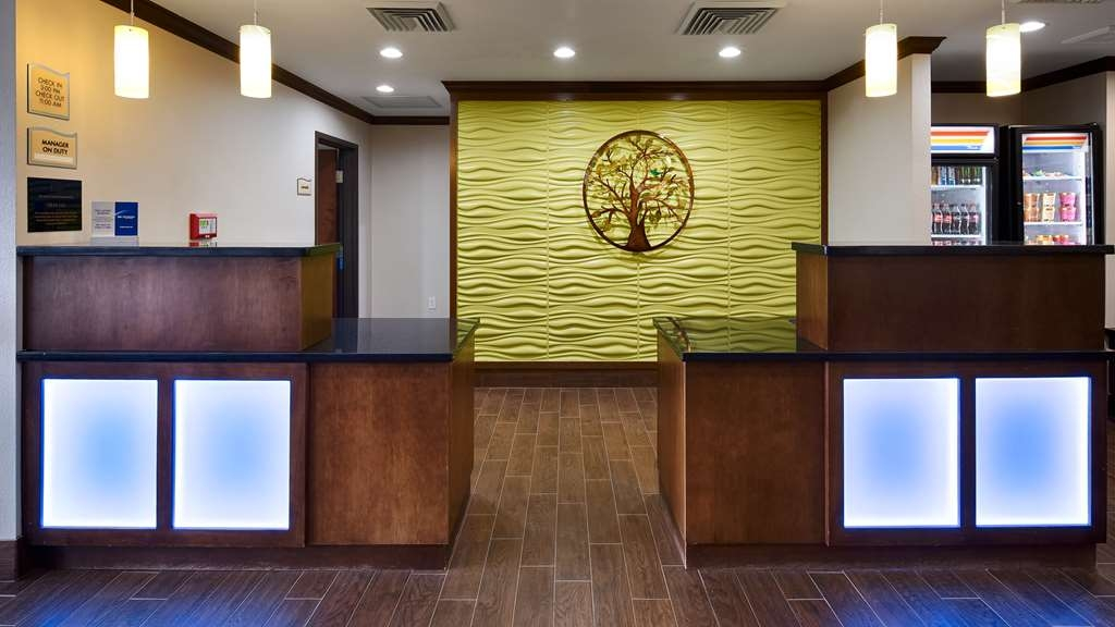 Best Western Plus Denver City Hotel & Suites - Réception