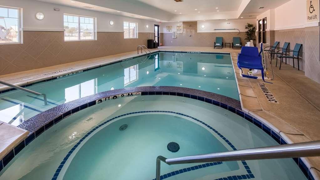 Best Western Plus Denver City Hotel & Suites - Vue de la piscine
