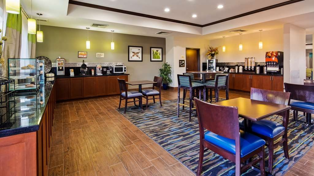 Best Western Plus Denver City Hotel & Suites - Restaurante/Comedor