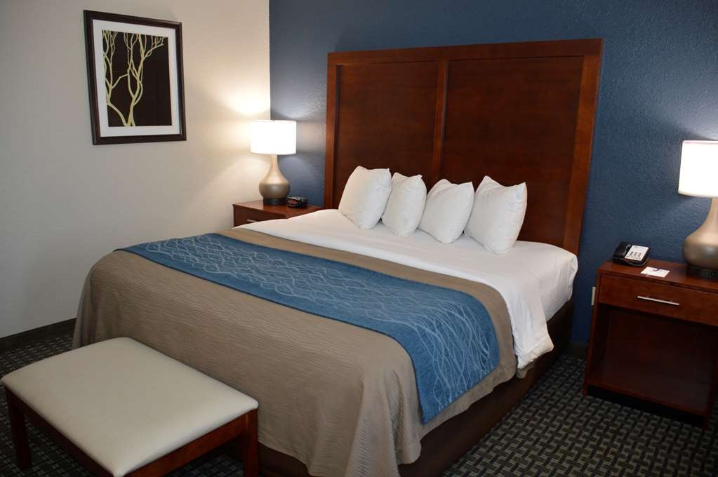 Best Western Northwest Corpus Christi Inn & Suites - We offer a variety of king rooms from standard to mobility accessible.