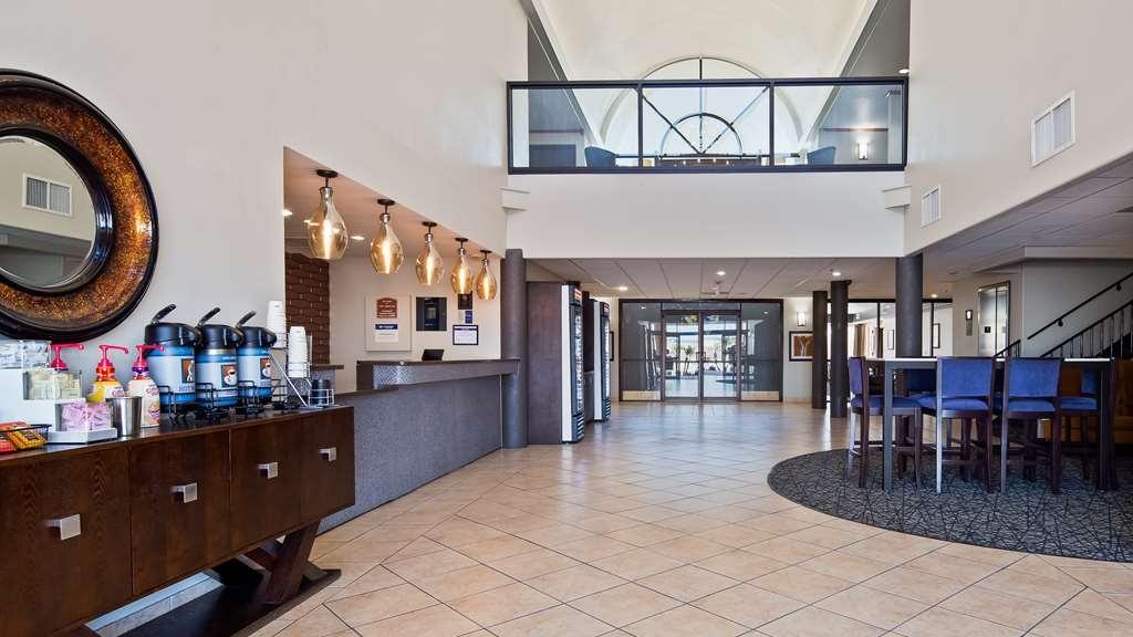 Best Western Northwest Corpus Christi Inn & Suites - Vue du lobby