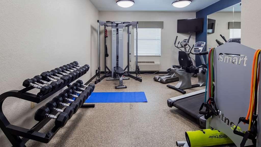 Best Western Northwest Corpus Christi Inn & Suites - Club de salud