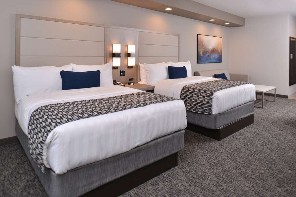 Best Western Premier Energy Corridor - Two Queen Beds with premium linens