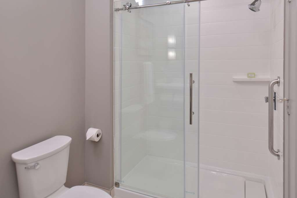 Best Western Premier Energy Corridor - Walk-in Shower