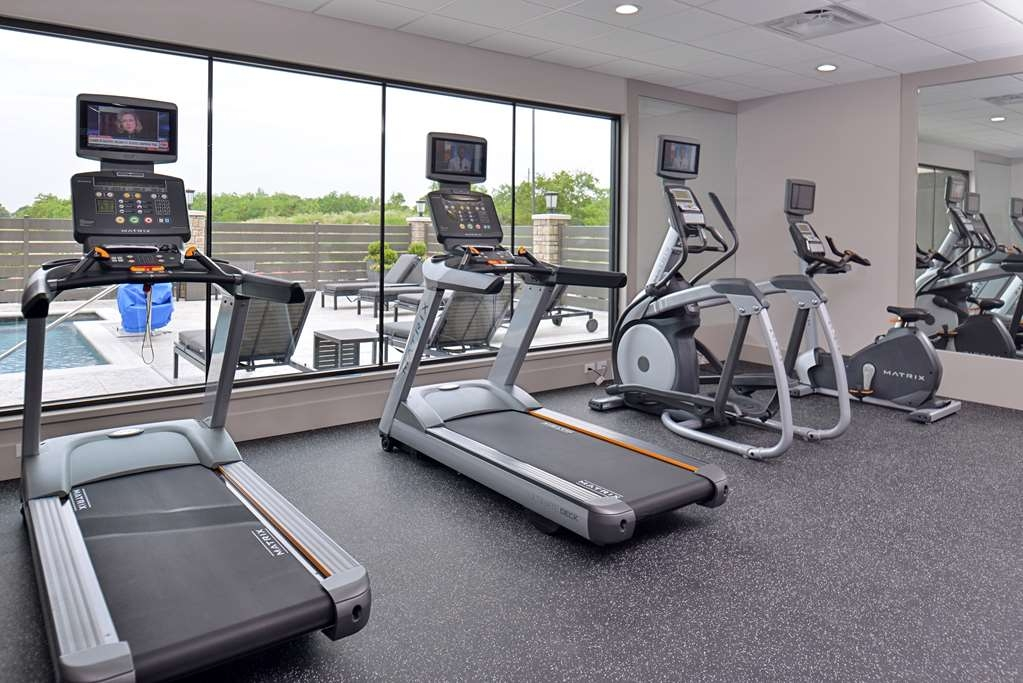 Best Western Premier Energy Corridor - Fitness Center
