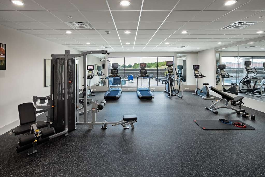 Best Western Premier Energy Corridor - 24-hour Fitness Center
