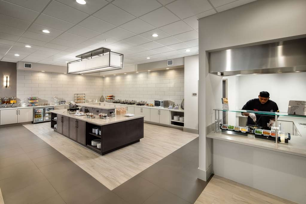 Best Western Premier Energy Corridor - Create your own omelet experience with our on-site Chef