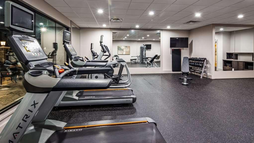 Best Western Premier Energy Corridor - Fitness Center