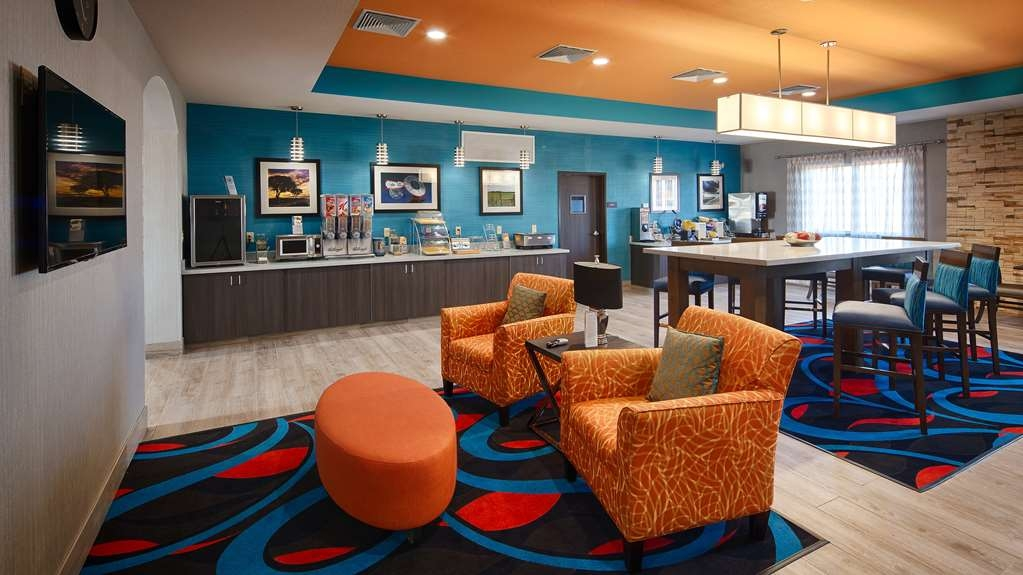 Best Western Plus Lonestar Inn & Suites - Restaurante/Comedor