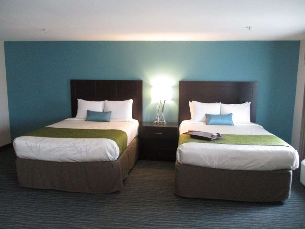 Best Western Red River Inn - standard-doppelzimmer