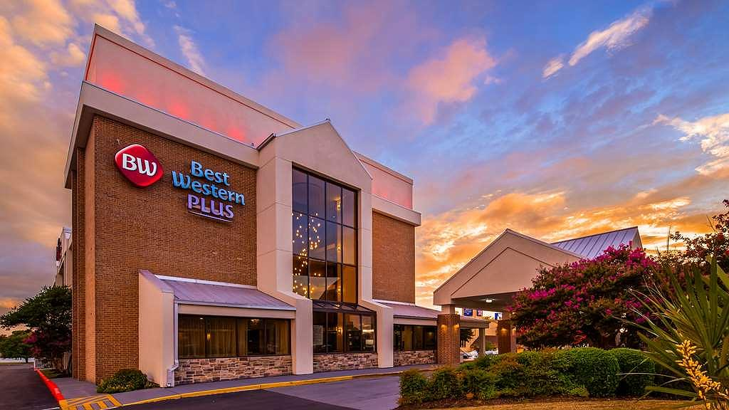 Best Western Plus Austin Central - Area esterna