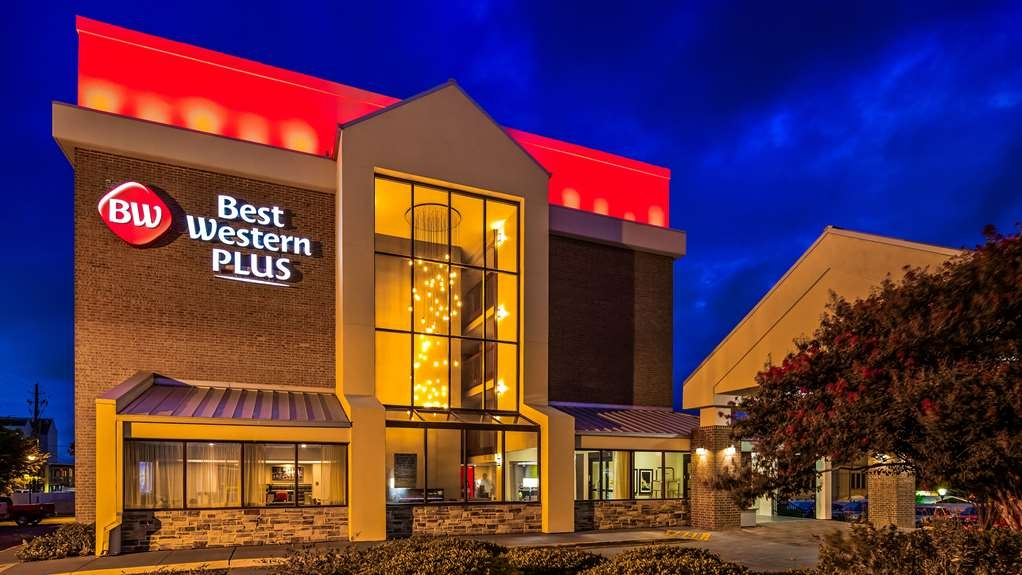 Best Western Plus Austin Central - Vista Exterior