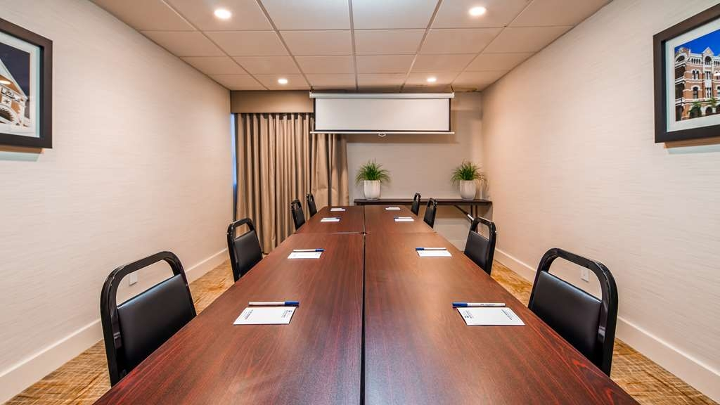 Best Western Plus Austin Central - Meeting Space