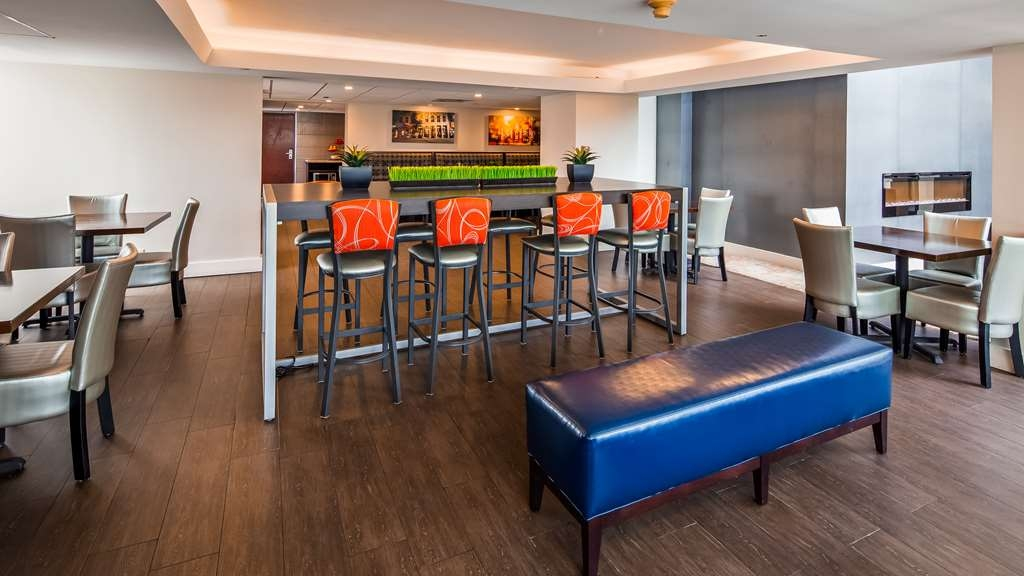 Best Western Plus Austin Central - Restaurante/Comedor