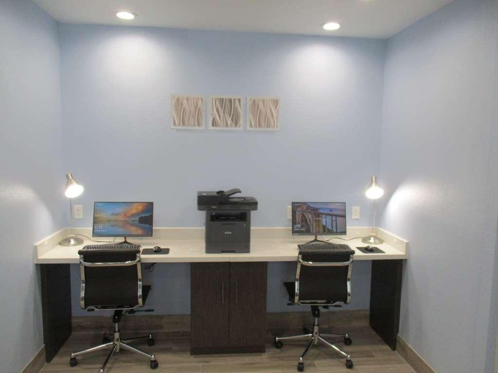 Best Western Plus Buda Austin Inn & Suites - affari-centro