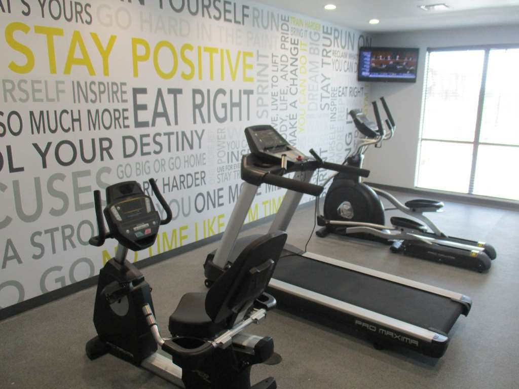 Best Western Plus Buda Austin Inn & Suites - Exercise Facility