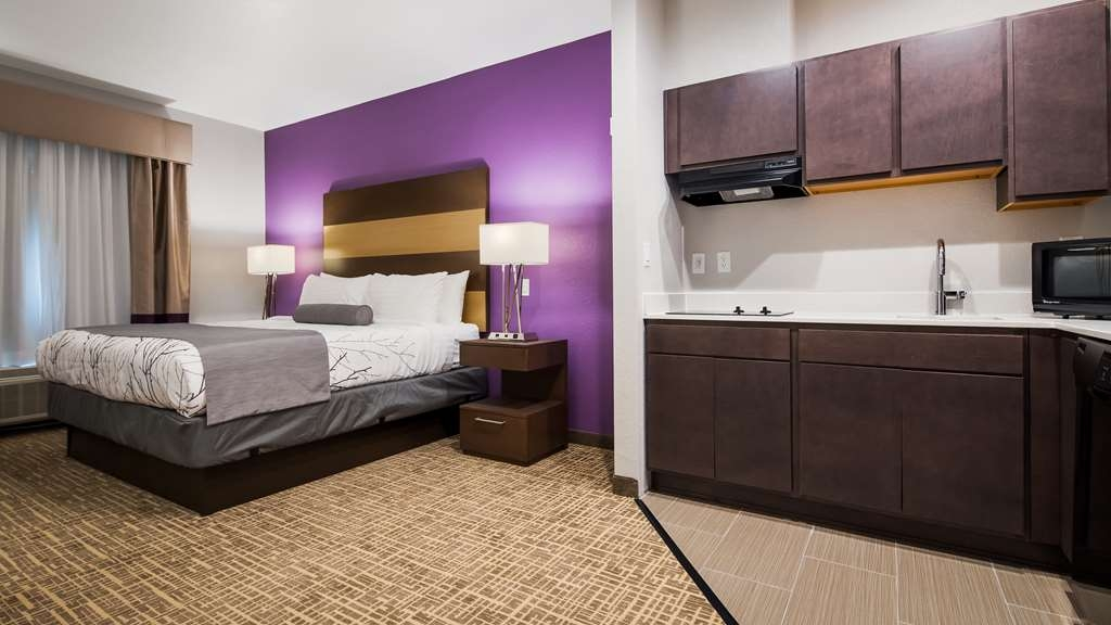 Best Western Plus Buda Austin Inn & Suites - Camere / sistemazione