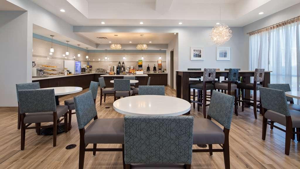 Best Western Plus Buda Austin Inn & Suites - Restaurant / Etablissement gastronomique