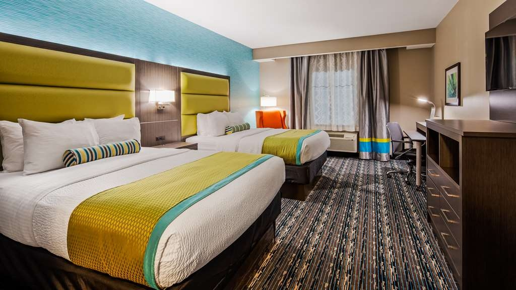 Best Western Plus Pasadena Inn & Suites - Habitaciones/Alojamientos