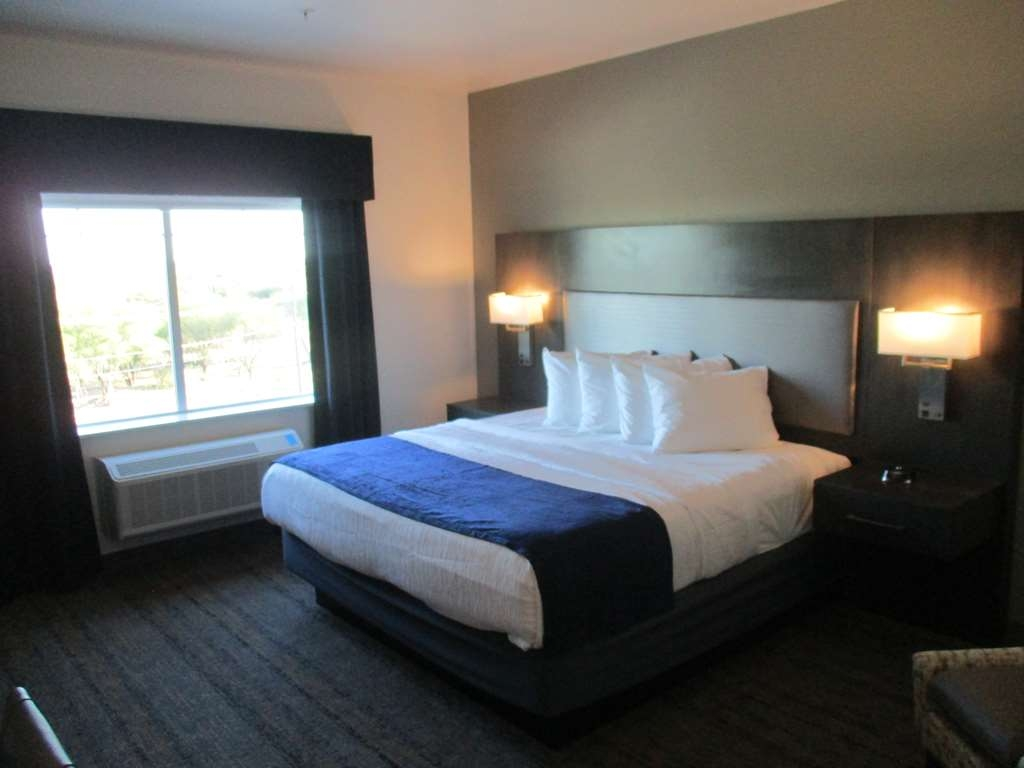 Best Western Plus Roland Inn & Suites - King Guest Room