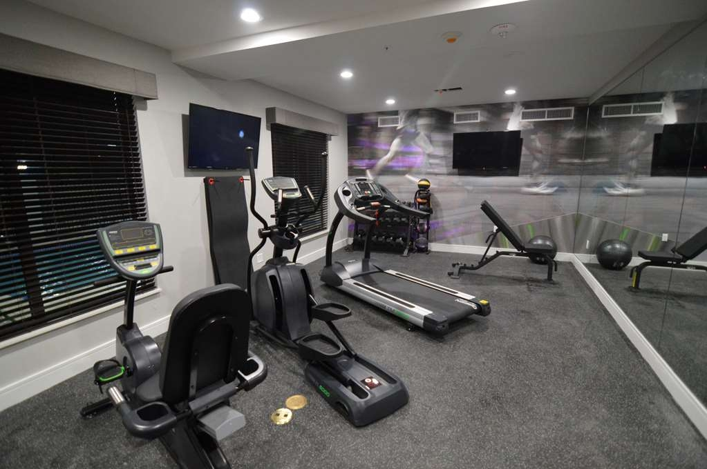 Best Western Plus Bay City Inn & Suites - Exercise Facility