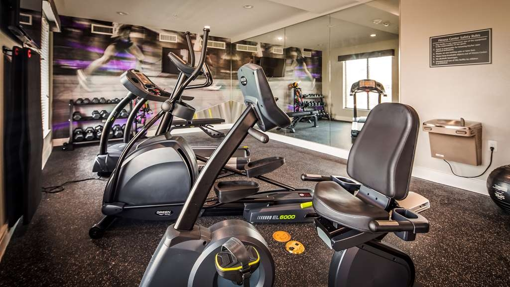 Best Western Plus Bay City Inn & Suites - Fitness Center