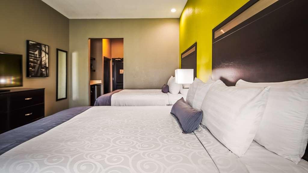 Best Western Plus Bay City Inn & Suites - Double Queen Guest Room