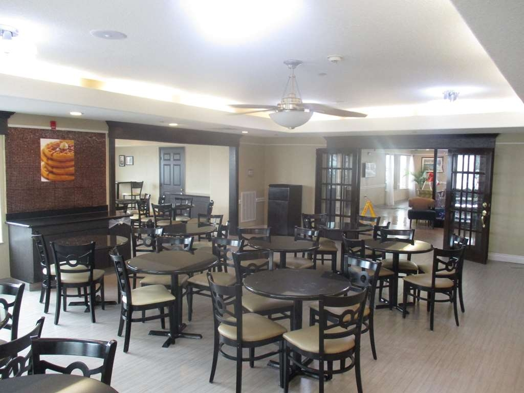Best Western Galveston West Beach Hotel - Breakfast Area